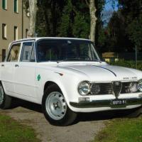 A Fast New Year: 1963 Alfa Romeo Giulia Ti Super
