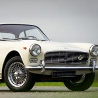 #46: 1960 Triumph Italia 2000 Coupé by Vignale