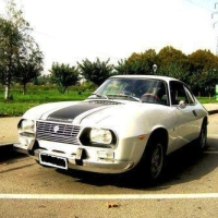 That panda look: 1972 Lancia Fulvia 1600 Coupé by Zagato