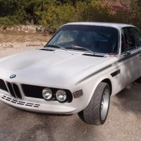 The bimmer's choice: 1973 BMW 3.0 CSL