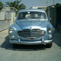 """Italian nomad: 1957 Fiat Giardinetta """"Sleeping"""" by Viotti"""