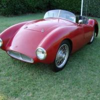 Minimal art: 1957 Ashley 750 Sport MKI