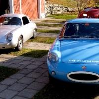 Spring sale: 1959 Abarth 750 GT Record Monza Bialbero by Zagato