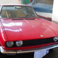 Ferrari undercover: 1970 Fiat Dino 2400 Coupé