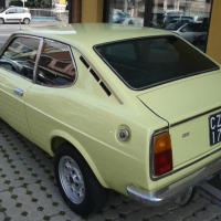 The eternal sunshine of the spotless mind: 1975 Fiat 128 Sport Coupé