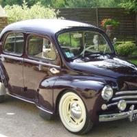 Factory slammed: 1956 Renault 4CV