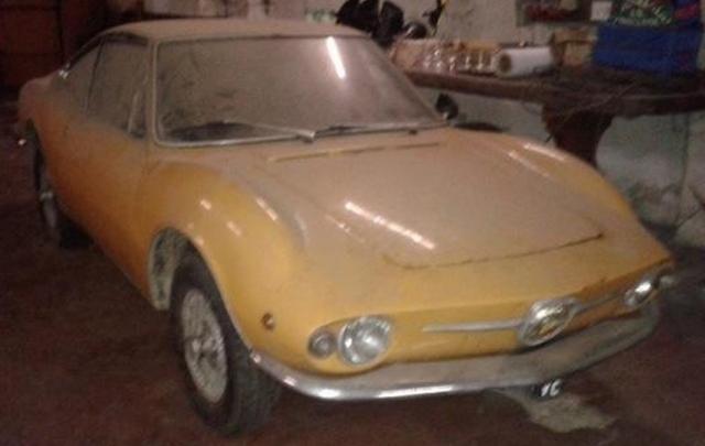 Dino's daughter: 1968 Moretti Sportiva