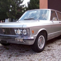 Executive class: 1973 Fiat 130 Berlina