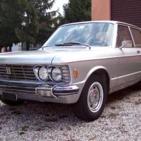 Executive class: 1973 Fiat 130 Berlina