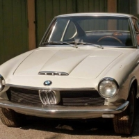 Italian-german hybrid: 1968 BMW 1600GT by Frua