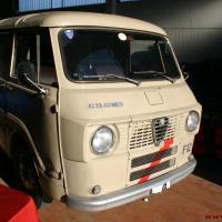 Twin cam van: 1968 Alfa Romeo F12