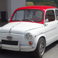 Not what you think: 1964 Fiat-Giannini 750 TV