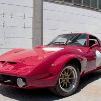 """Touched by the Genius: 1970 Opel 1900 GT """"Conrero Edition"""""""