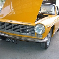 Peppe's yellow little bird: 1969 Innocenti 950 Coupé
