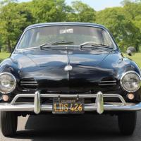 One family car: 1958 Karmann Ghia Coupé