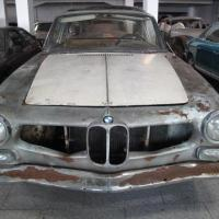 Not the usual project: 1963 BMW 3200 CS by Bertone