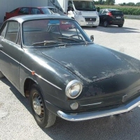 Style in miniature: 1962 Moretti 750 Coupé