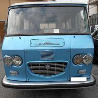 Classy van: 1962 Lancia Super Jolly