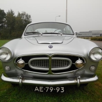 O.S.C.A. badged: 1955 Fiat 1100 TV by Fissore
