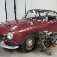 Chassis by Chassis: 1961 Fiat 1500S Coupé by Viotti