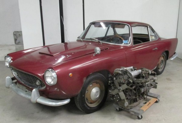 Chassis By Chassis 1961 Fiat 1500s Coup By Viotti Classic Virus
