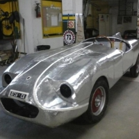 Bulky face: 1947 Fiat 1100 Barchetta by Frua