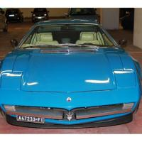 French blue from Modena: 1975 Maserati Merak 3000