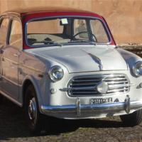 Family racer: 1954 Fiat 1100-103 TV