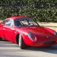 Short car, long nose: 1964 Abarth 1000 Bialbero