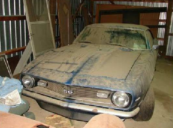 1968 Camaro Project For Sale >> Paging Gas Monkey 1968 Chevrolet Camaro Ss Classic Virus