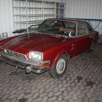 The Glaserati: 1967 Glas 2600 V8