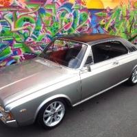 Hidden class: 1969 Ford Taunus 20M 2300