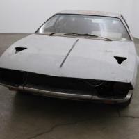 Fuel injected bull: 1971 Lamborghini Espada