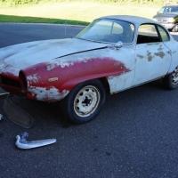 Rust can't win: 1964 Alfa Romeo Giulia Sprint Speciale