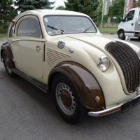 "The streamlined bug: 1940 Steyr 55 ""Baby"""