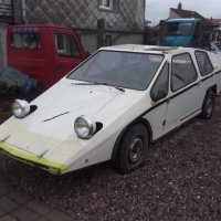 Miss ugly: 1975 Simca Civic