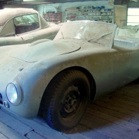 "Fischhaber's special: 1953 Lancia Aprilia ""Eigenbau"""