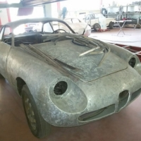 Made in Italy: Alfa Romeo Giulietta SZ Recreation