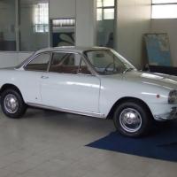 Middle class luxury: 1964 Siata 1500 TS Coupé