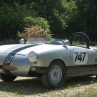 Lime Rock special: 1958 Abarth 750 Spider by Allemano