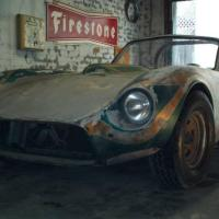 Psychedelic paint job: 1962 Kellison J6 Roadster