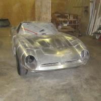 Bizzarre 'Vette: 1967 Bizzarrini GT 5300 Strada recreation