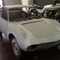 Nude look/2: 1967 Moretti 850 Sportiva
