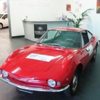Uncertain birth: 1970 Moretti Sportiva