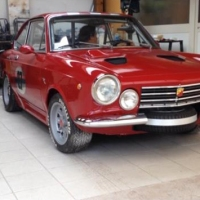 Hard-core replica: 1970 Abarth OT 2000 Coupé