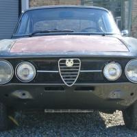 Yellow heart: 1968 Alfa Romeo 1750 GT Veloce