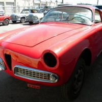 Late car: 1960 Alfa Romeo Giulietta Sprint Veloce