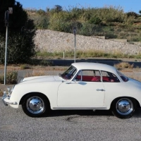 Almost Cabrio: 1961 Porsche 356B T5 Hardtop by Karmann