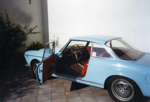 Blue Meets Red 1961 Fiat 1500 Osca Coup By Pininfarina Classic Virus