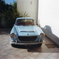 Blue meets red: 1961 Fiat 1500 OSCA Coupé by Pininfarina